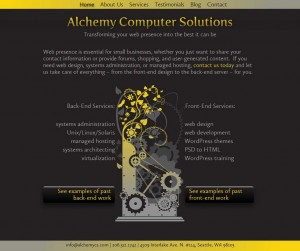 Alchemy Computer Solutions