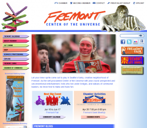 Screenshot of Fremont.com